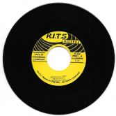 Winston Reedy & The Inn House Crew - Created By The Father / version (R.I.T.S) 7""
